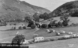 Llanelltyd, Cymer Abbey And Valley