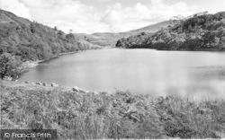 Llanelltyd, Llyn Cynwch c.1960