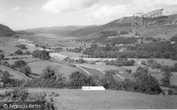 Llanelltyd, Mawddach Estuary c.1960