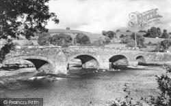 Llanelltyd, Pont Llanelltyd c.1960