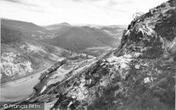 Llanelltyd, Precipice Walk c.1960
