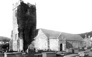 Llanengan, Church 1894