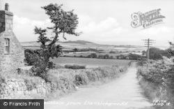 Bodafon Mountain c.1955, Llanerchymedd