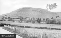 Moel Bentyrch c.1955, Llanerfyl