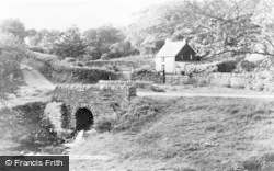 Llanfabon, Old Mill c.1950