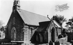 Llanfabon, St Mabon's Church c.1950