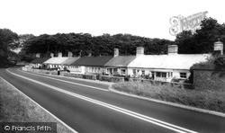Llanfaes, Tynlon Cottages c.1960