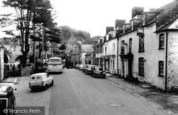 Llanfair Caereinion, High Street c.1960