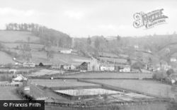 Llanfair Caereinion, Recreation Grounds c.1950