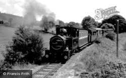 Llanfair Caereinion, The Railway c.1960