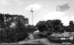 Llanfair Pwllgwyngyll, Marquis Of Anglesey Column c.1965