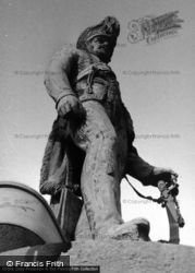 Marquis Of Anglesey Statue c.1939, Llanfair Pwllgwyngyll