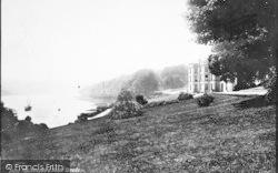 Plas Newydd And Menai Straits 1890, Llanfair Pwllgwyngyll