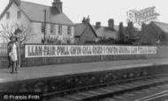 Example photo of Llanfair Pwllgwyngyll