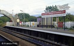 Station c.1995, Llanfair Pwllgwyngyll