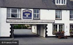 The Penrhos Arms c.1995, Llanfair Pwllgwyngyll