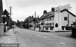 The Village c.1950, Llanfair Pwllgwyngyll