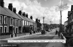The Village c.1961, Llanfair Pwllgwyngyll