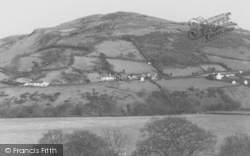 Llanfair Talhaiarn, Bodran Mountain c.1950