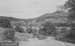 Llanfair Talhaiarn, Bodran Mountain From Tyny-Frith c.1950