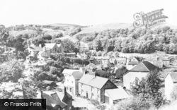 Llanfair Talhaiarn, Village c.1955