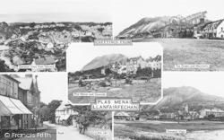 Llanfairfechan, Composite c.1955