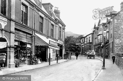 Llanfairfechan, Main Street 1908