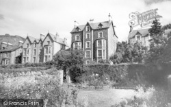 Llanfairfechan, Msc Holiday Home, Plas Menai c.1960
