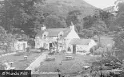 Llanfairfechan, Nant-Y-Coed Tea Gardens c.1950