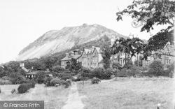 Llanfairfechan, Plas Menai And Grounds c.1955