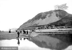 Llanfairfechan, Sands 1890