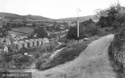 Llanfairfechan, Terrace Walk c.1950