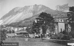 Llanfairfechan, The Mountain c.1935