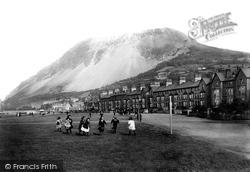 Llanfairfechan, The  Parade 1908