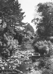 Llanfairfechan, The River c.1935