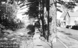 Llanfairfechan, The River c.1950