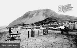 Llanfairfechan, The Sands 1890