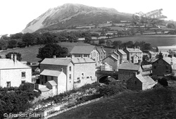 Llanfairfechan, The Village 1891