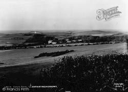 Caeura Farm c.1955, Llanfairynghornwy