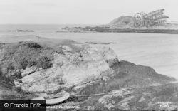 Henborth Bay c.1955, Llanfairynghornwy