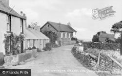 The Wesleyan Chapel c.1955, Llanfairynghornwy