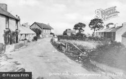 Village c.1955, Llanfairynghornwy