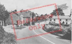 Llanferres, Village c.1955