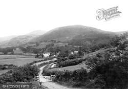Llanfihanger Y Pennant, 1895, Llanfihangel-Y-Pennant