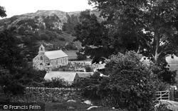 Llanfihanger Y Pennant, Pennant Church 1899, Llanfihangel-Y-Pennant