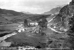 Llanfihanger Y Pennant, Pennant Valley 1899, Llanfihangel-Y-Pennant