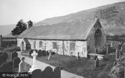 Llanfihanger Y Pennant, The Church c.1935, Llanfihangel-Y-Pennant
