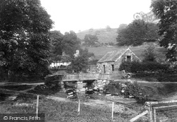 Llanfor, The Bridge 1913