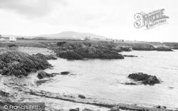 Llanfwrog, Sandy Bay c.1955