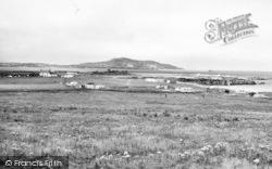 Llanfwrog, Sandy Bay c.1960